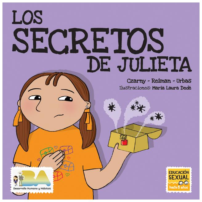 Libro Digital Los Secretos de Julieta - Ediciones chicos.net
