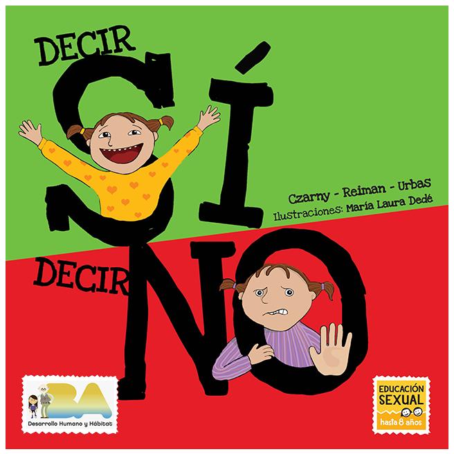 Libro Digital Decir Sí Decir No - Ediciones chicos.net