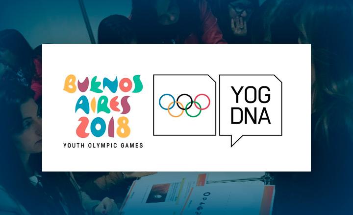 Juegos Olímpicos de la Juventud para programar y jugar con Scratch