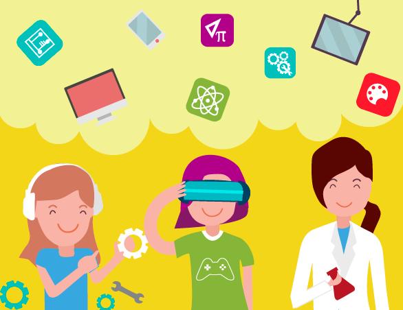 Día mundial de las niñas en TIC