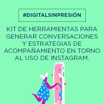 #DigitalSinPresion